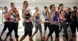 Danza e fitness in fascia