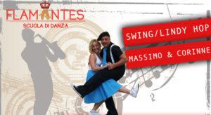 Nuovi corsi di Swing Lindy- hop e Liscio/ballo da sala BIELLA